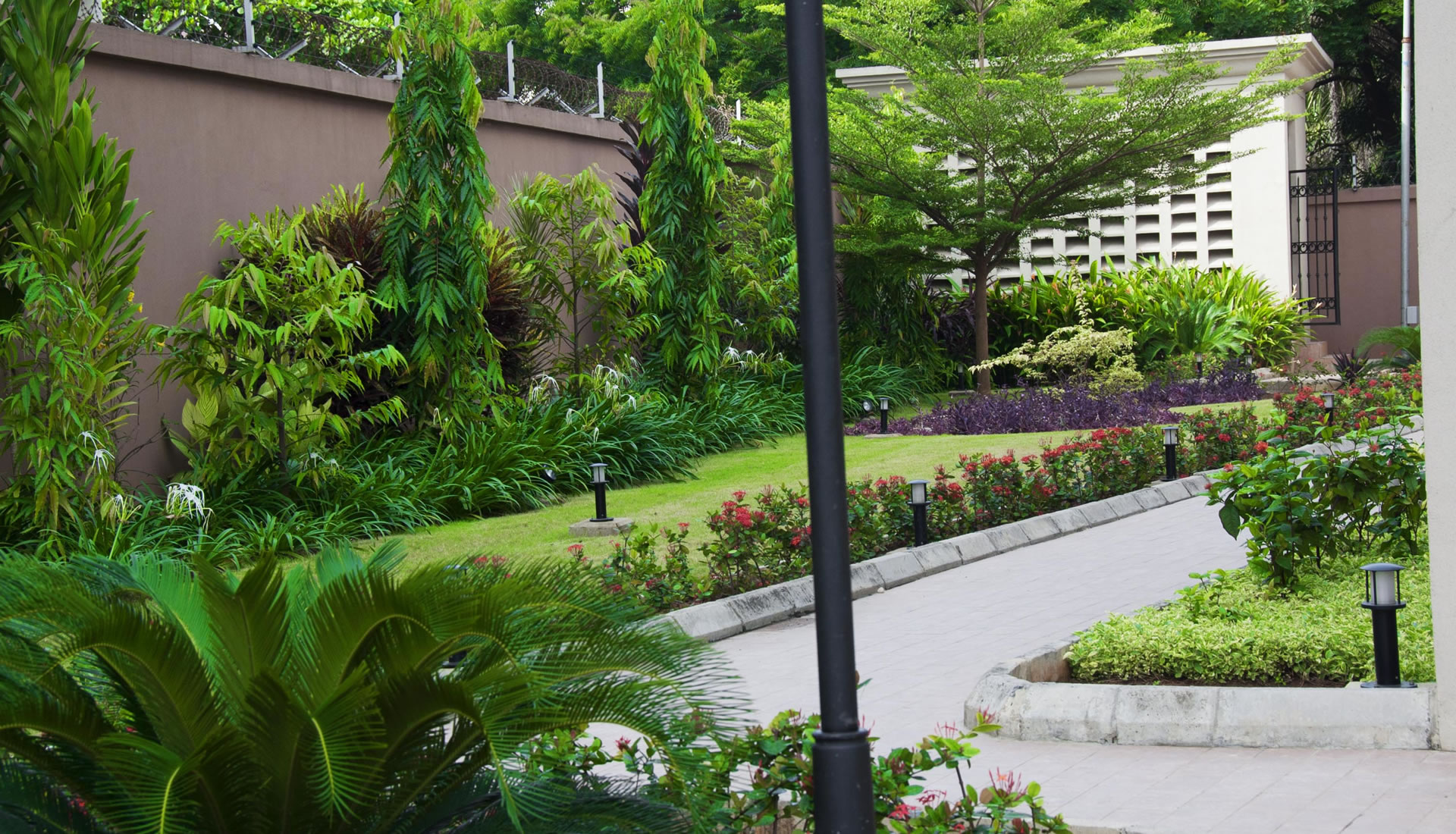 Omargardens | Horticulture and Garden Services in Nigeria on landscape idea for the front of your house, front walkways to house, frontrunners landscape designs house, landscaping near house,